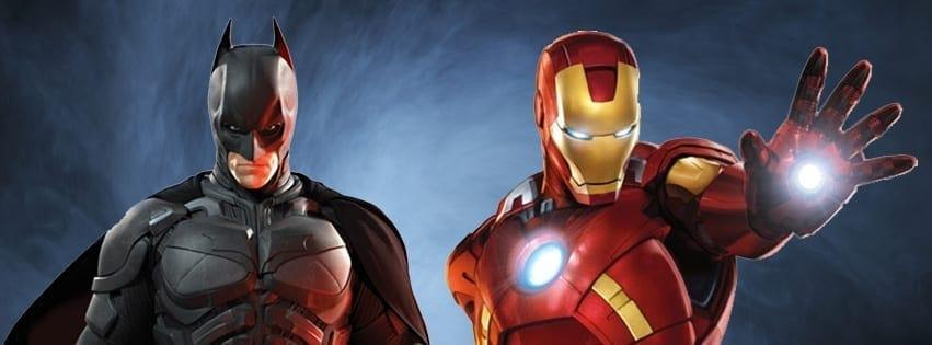 Batman and Iron Man fan fiction