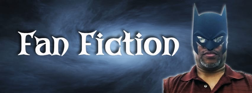 Fan fiction by Mark Wooden