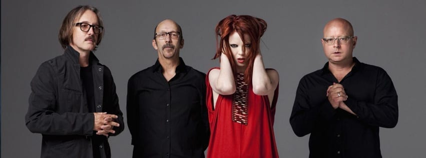 The band Garbage