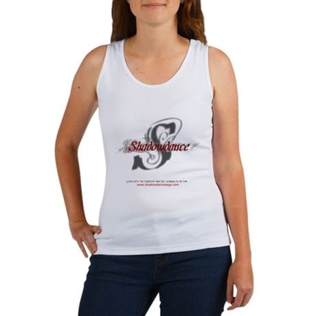 """Shadowdance"" saga women's tank top"
