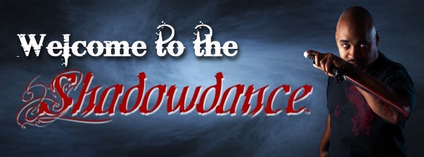 """Author Mark Wooden welcomes you to the """"Shadowdance"""" saga."""